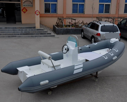 Liya Rib520 Inflatable Rescue Boat
