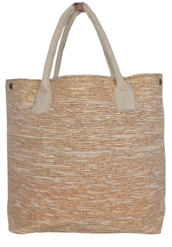 Vintage Chindi Rag Rug Tote Bag