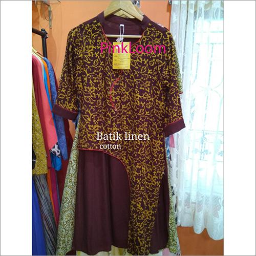 Batik Linen Cotton
