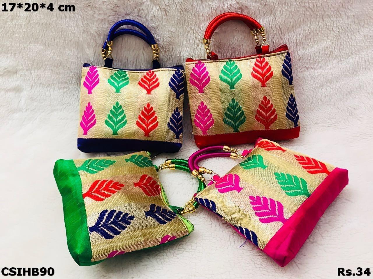 Gifting Pooja Handbag