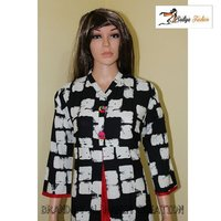 Jaipuri Three forth sleeve kurti