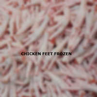 Frozen Chicken Feet