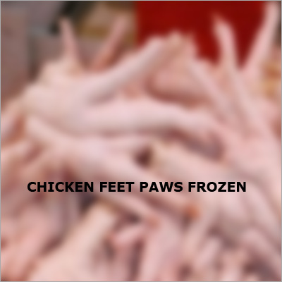 Frozen Chicken Paws