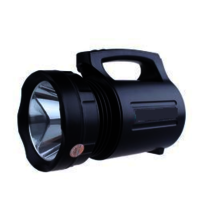 LED SEARCH LIGHT (With Li Battery)