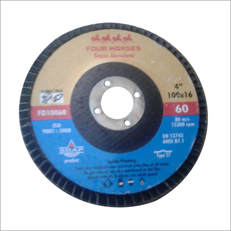 4 Inch Flap Disk