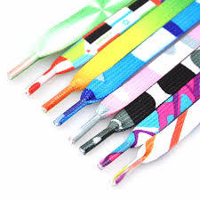 Fancy Polyester Shoe Laces
