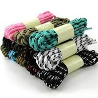 Round Polyester Shoe Laces