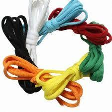 Customized Polyester Shoe Laces