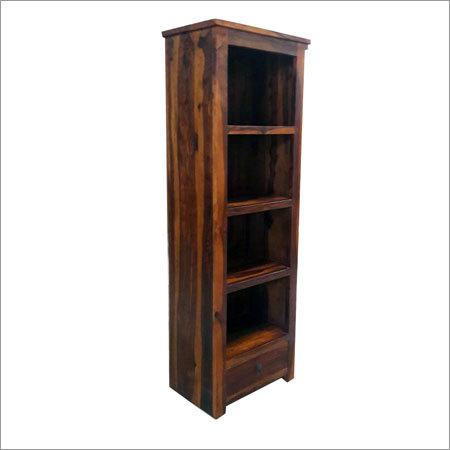 Glass Door Book Shelf