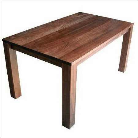 Solid Wooden Dinning Table