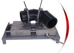 HDPE Pipe Fabrication Fitting Machine