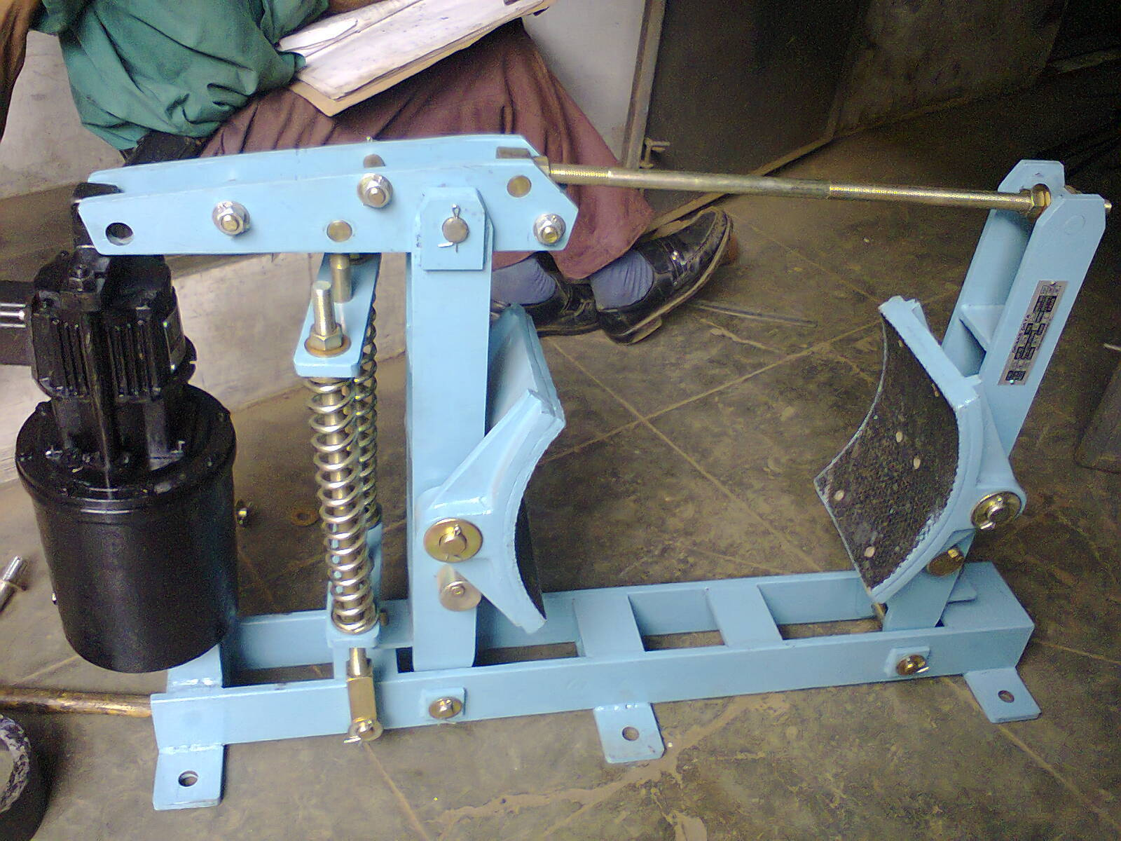 Thruster Operated Brake