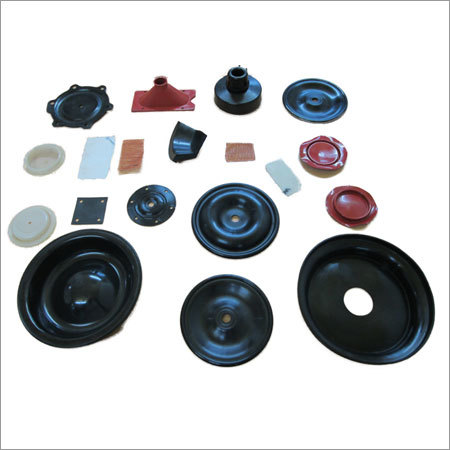 Rubber Canvas Diaphragm