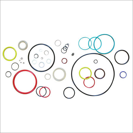 Rubber O Rings - Rubber O Rings Manufacturer & Supplier, Vasai, India