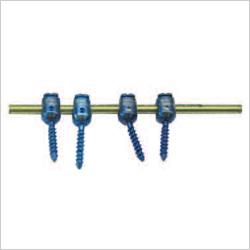 Uni-lock Lateral mass screw for Cervical