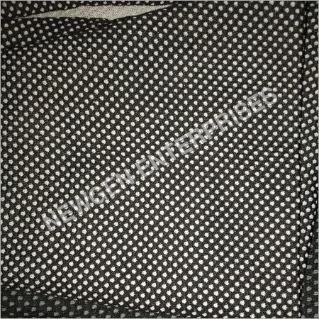 Crown Black Fabric
