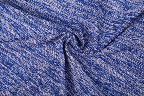 Single Jersey Knitted Sports Fabric