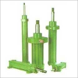 Round Hydraulic Cylinder