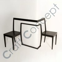 WALL SIDE COUPLE CHAIR