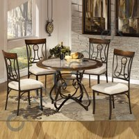 ROYALE DINING IRON CHAIR