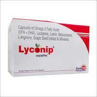 Lycopene, Lutein, Betacarotene, L-Arginine