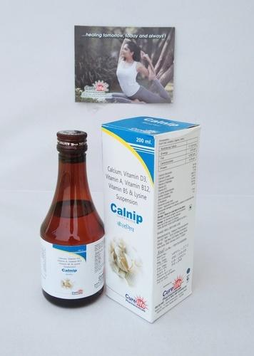Calcium Carbonate, Magnesium, Zinc Gluconate &VD3