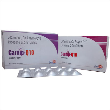 Carnip q10 Tablets