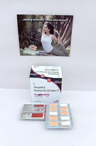 Glimepiride & Metformin Hcl