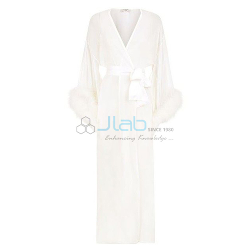 Laminated Gown