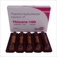 Thiamine Hydrochloride Injection