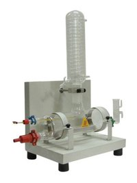 All Glass Distillation Apparatus