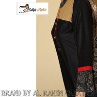 Black Rayon print kurti