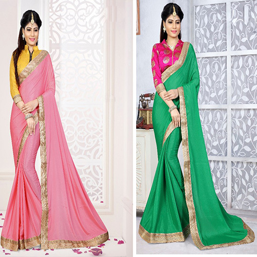 Chinon Designer Saree
