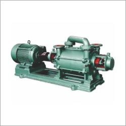 Water-Ring Vacuum Pumps Double Stage