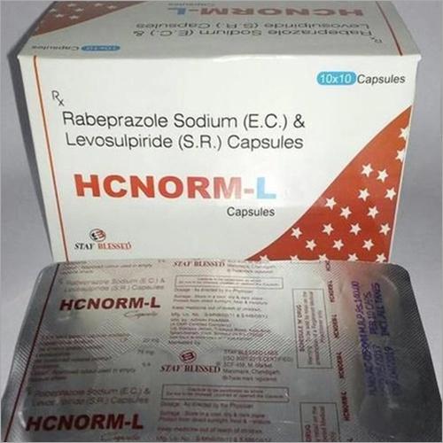 PCD Pharma Rabeprazole Sodium Capsules
