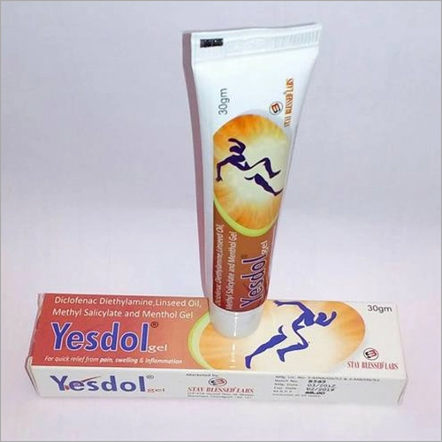 PCD Pharma Yesdol Pain Relief Gel