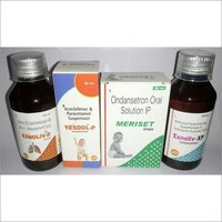 PCD Pharma Aceclofenac & Paracetamol Suspension