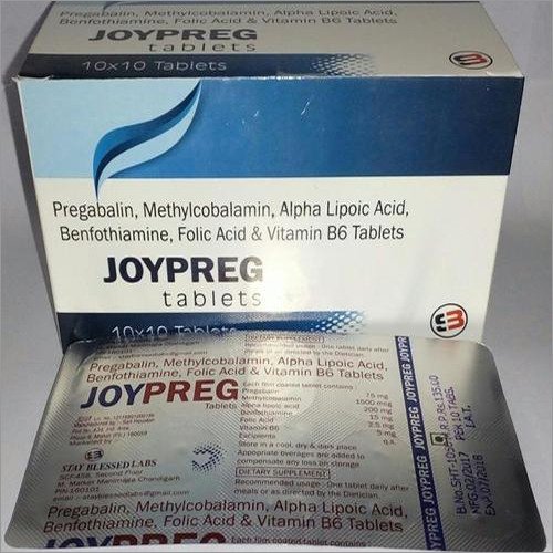 PCD Pharma Pregabalin Tablets