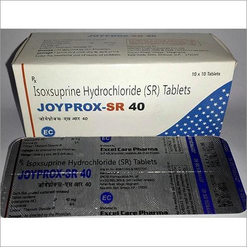PCD Pharma Isoxsuprine Hydrochloride Tablet