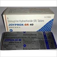 Isoxsuprine Hydrochloride Tablet