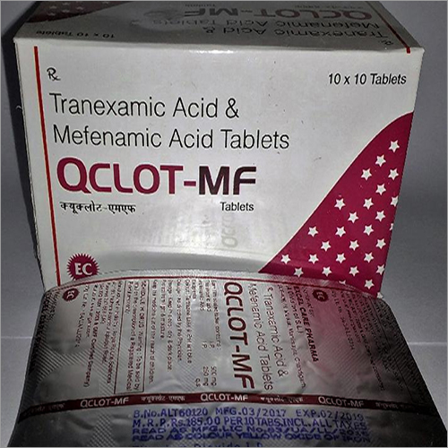 PCD Pharma Qclot- MF Tablets
