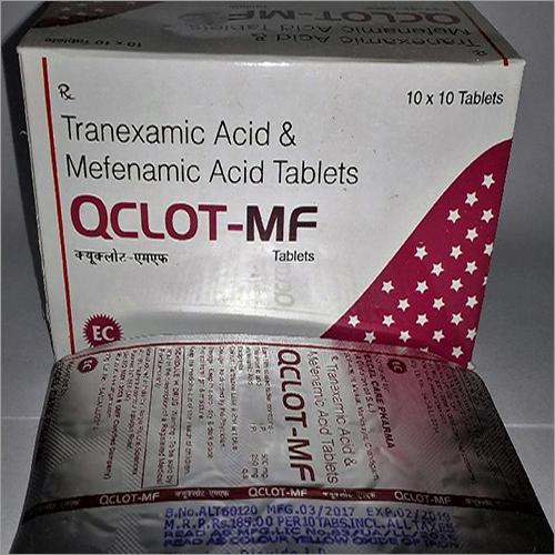 Qclot- MF Tablets