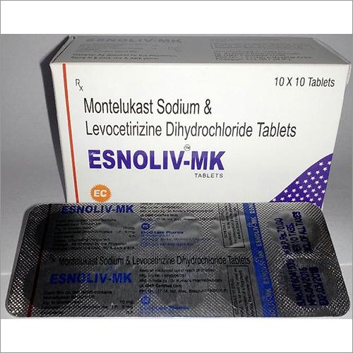 PCD Pharma Levocetirizine Dihydrochloride Tablets
