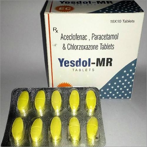 PCD Pharma Yesdol - MR Tablets