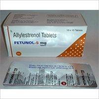 PCD Pharma Alleylestrenol Tablet