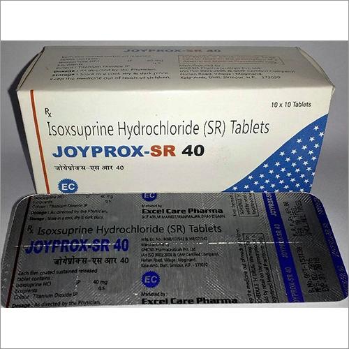 Isoxsuprine Hydrochloride Tablets