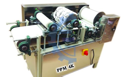 semi automatic pani puri making machine-PPM4K