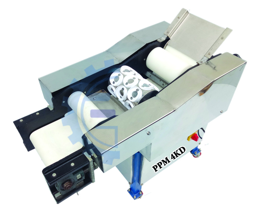 automatic raw pani puri making machine-PPM4KD