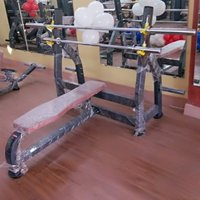 Flat Bench Press Olympic