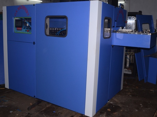 Four Cavity Fully Automatics Machines